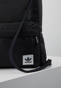 adidas Originals - GYMSACK - Umhängetasche - black - 7