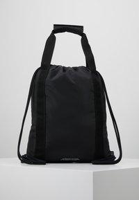 adidas Originals - GYMSACK - Umhängetasche - black - 2