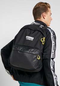 adidas Originals - BACKPACK - Reppu - black - 1