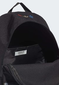 adidas Originals - ADICOLOR LARGE TREFOIL CLASSIC BACKPACK - Reppu - black/gold - 4