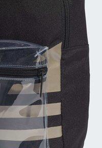 adidas Originals - ADICOLOR LARGE TREFOIL CLASSIC BACKPACK - Reppu - black/gold - 6