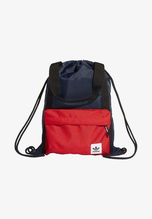 PREMIUM ESSENTIALS MODERN BACKPACK - Rucksack - blue