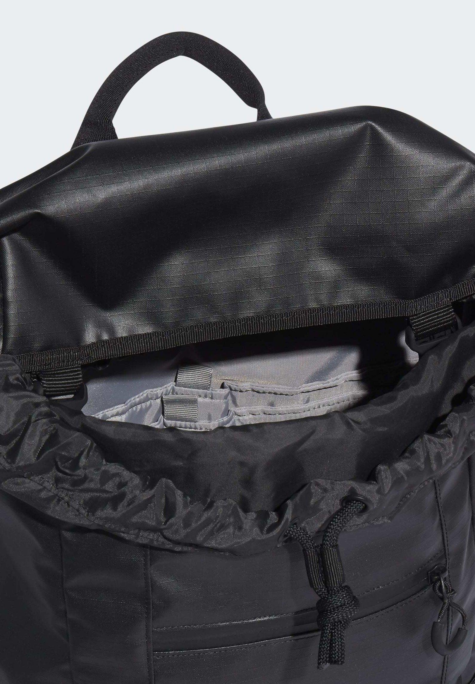 Adidas Originals Street Toploader Backpack - Sac À Dos Black