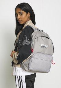 adidas Originals - BACKPACK - Reppu - dove grey - 1