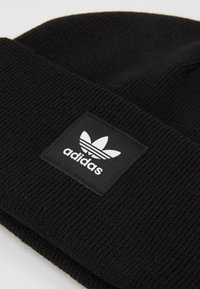 adidas Originals - CUFF - Beanie - black - 5