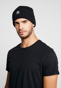 adidas Originals - CUFF - Beanie - black - 1