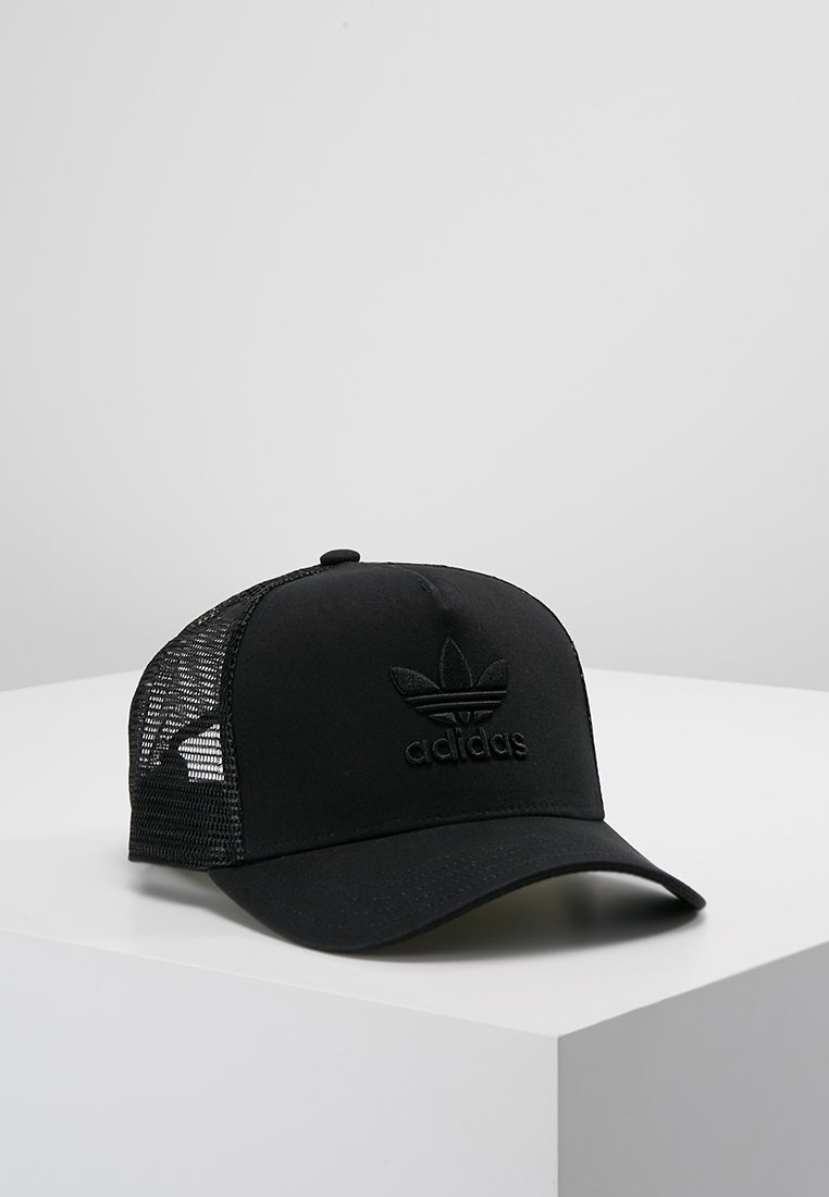 adidas Originals - TRUCKER - Cap - black