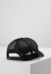 adidas Originals - TRUCKER - Cap - black - 2