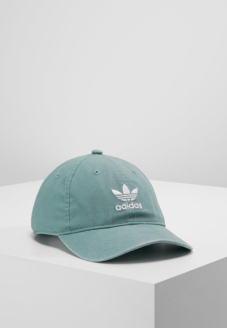 adidas Originals - ADIC WASHED - Cappellino - vapste/white
