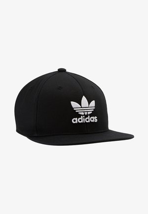 Snapback Trefoil Cap - Pet - black/white