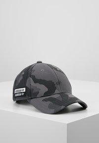 adidas Originals - VOC CAMO BALL - Casquette - grefou/black/white - 0