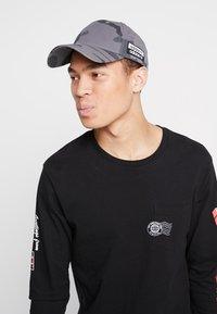 adidas Originals - VOC CAMO BALL - Casquette - grefou/black/white - 1