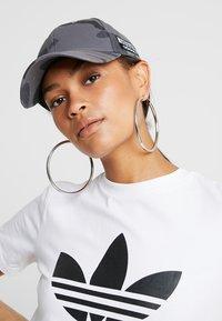adidas Originals - VOC CAMO BALL - Casquette - grefou/black/white - 4