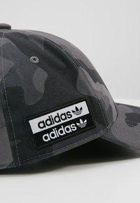 adidas Originals - VOC CAMO BALL - Casquette - grefou/black/white - 6