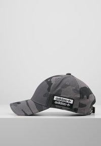 adidas Originals - VOC CAMO BALL - Casquette - grefou/black/white - 3