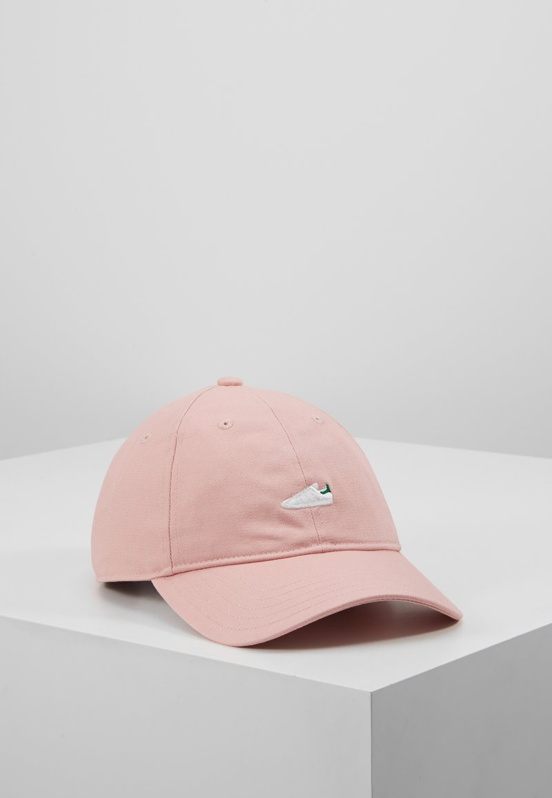 adidas Originals - STAN  - Cap - pink spirit/white