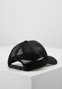 adidas Originals - TRUCKER - Caps - black/gold - 2