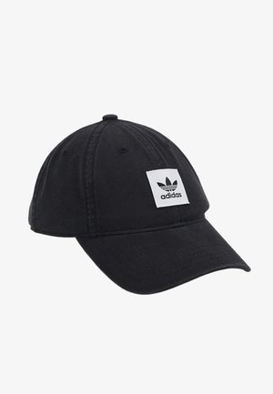 WASHED DAD CAP - Gorra - black