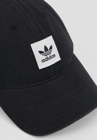 adidas Originals - WASHED DAD CAP - Keps - black - 5