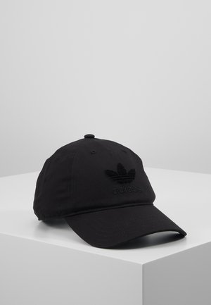 CHENILLE DAD - Cap - black