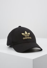 adidas Originals - Cap - black/gold - 0