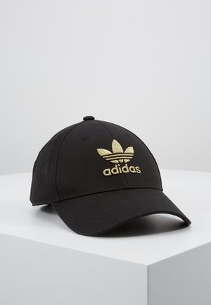 Cap - black/gold