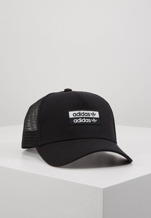 Cap - black/white