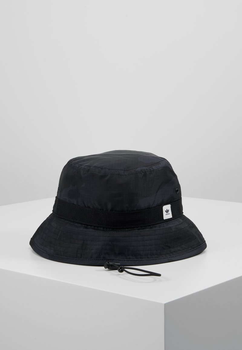 adidas Originals - CAM BUCKET - Klobouk - black