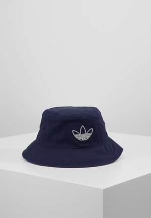 BUCKET - Hat - indigo/burgundy