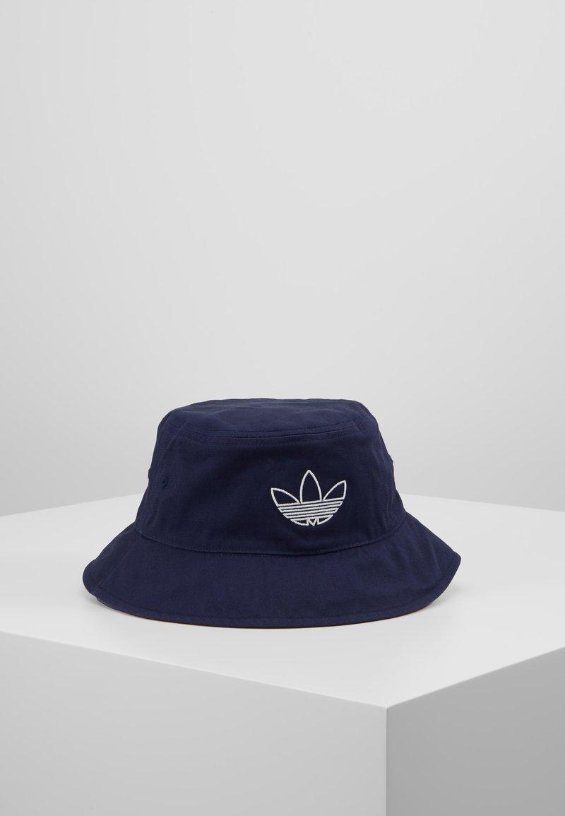 adidas Originals - BUCKET - Hat - indigo/burgundy