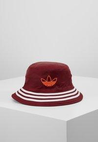 adidas Originals - BUCKET - Hat - indigo/burgundy - 3