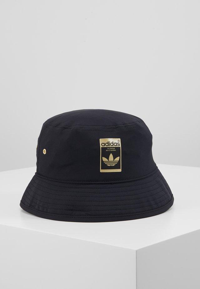 BUCKET HAT - Hattu - black