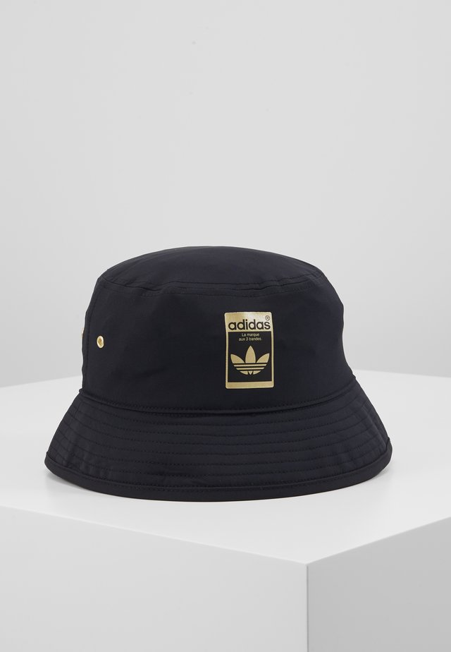 BUCKET HAT - Klobouk - black