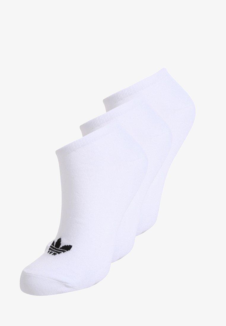 adidas Originals - 3 PACK - Strumpor - white/black
