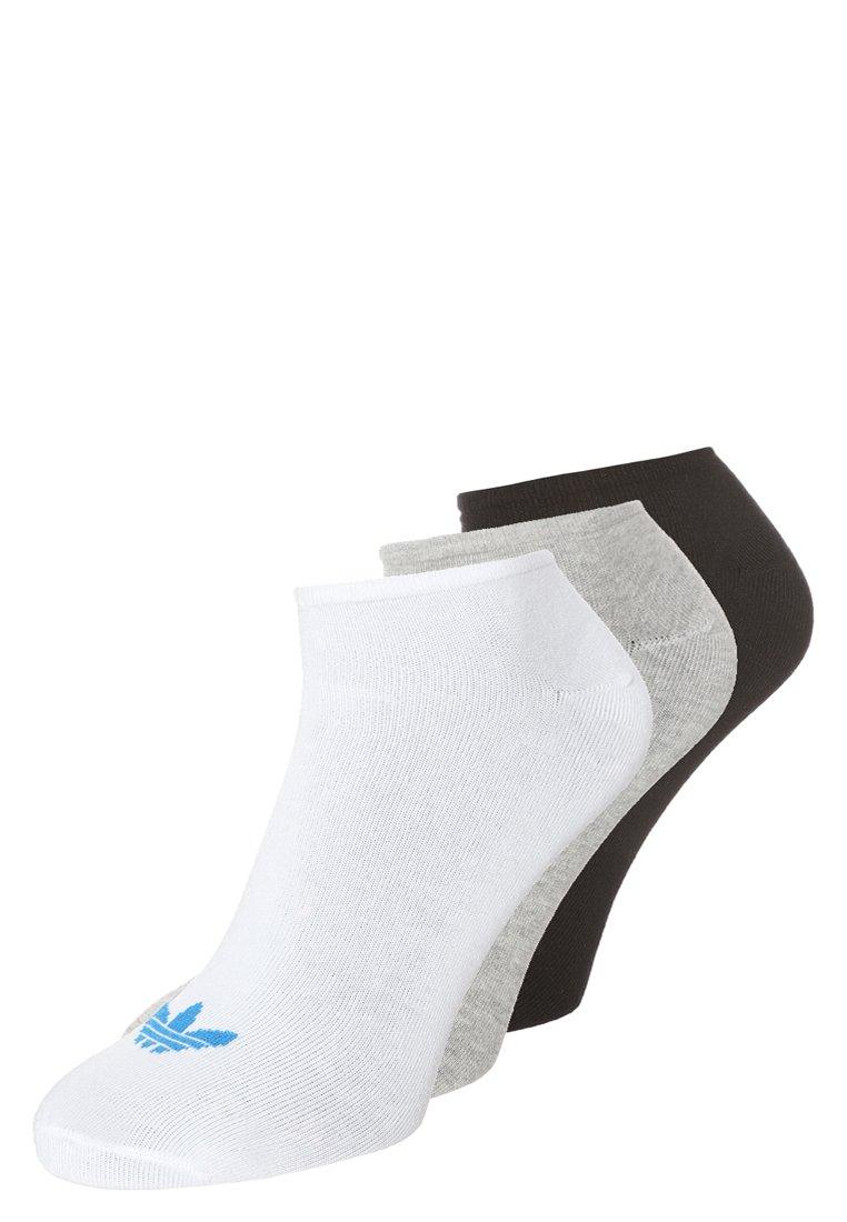 adidas Originals 3 PACK - Skarpety - white/black/grey