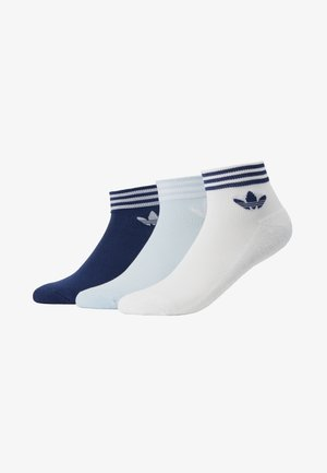 3 PACK - Chaussettes - white