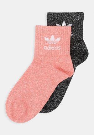 2 PACK - Ponožky - black/seflre