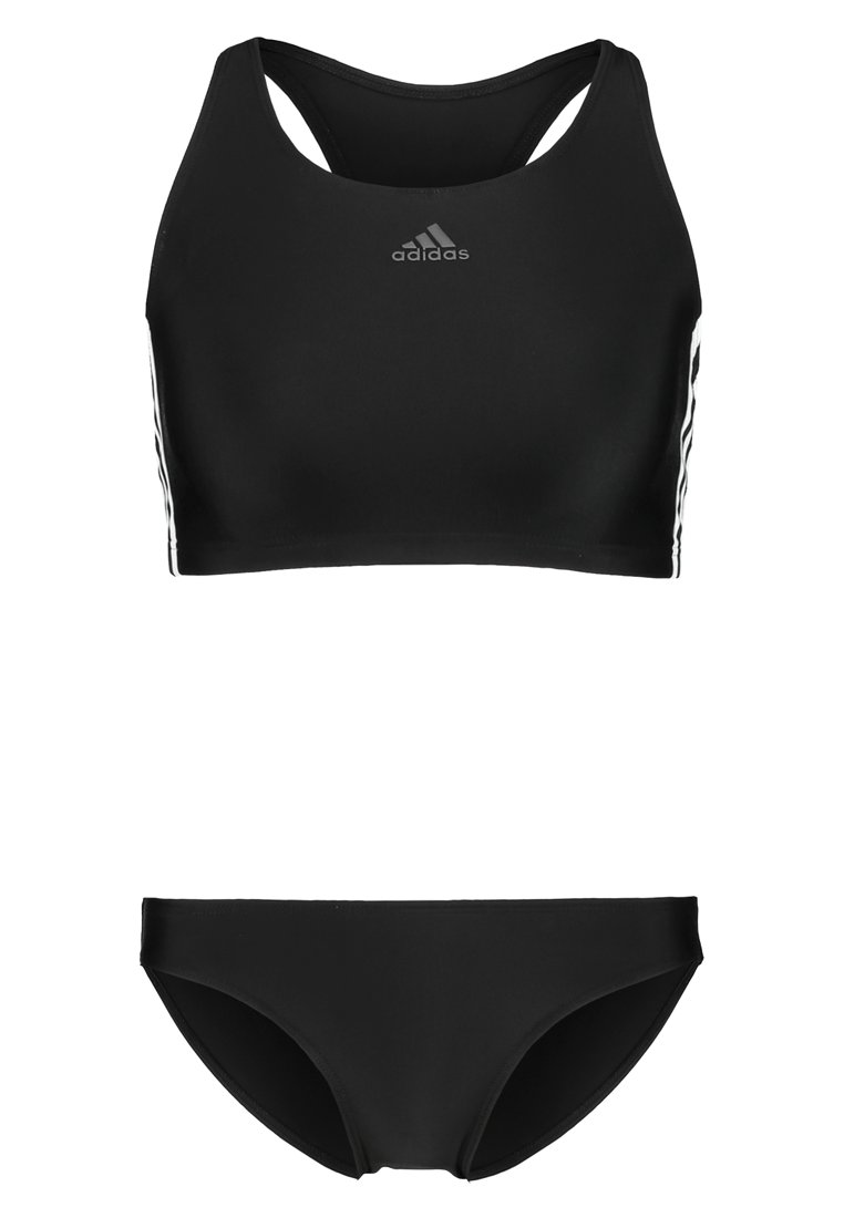 adidas Performance FIT SET - Bikini - black