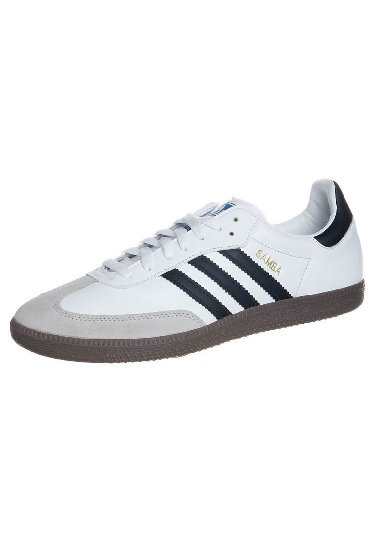 adidas Originals - SAMBA M - Zapatillas - white/black/gum