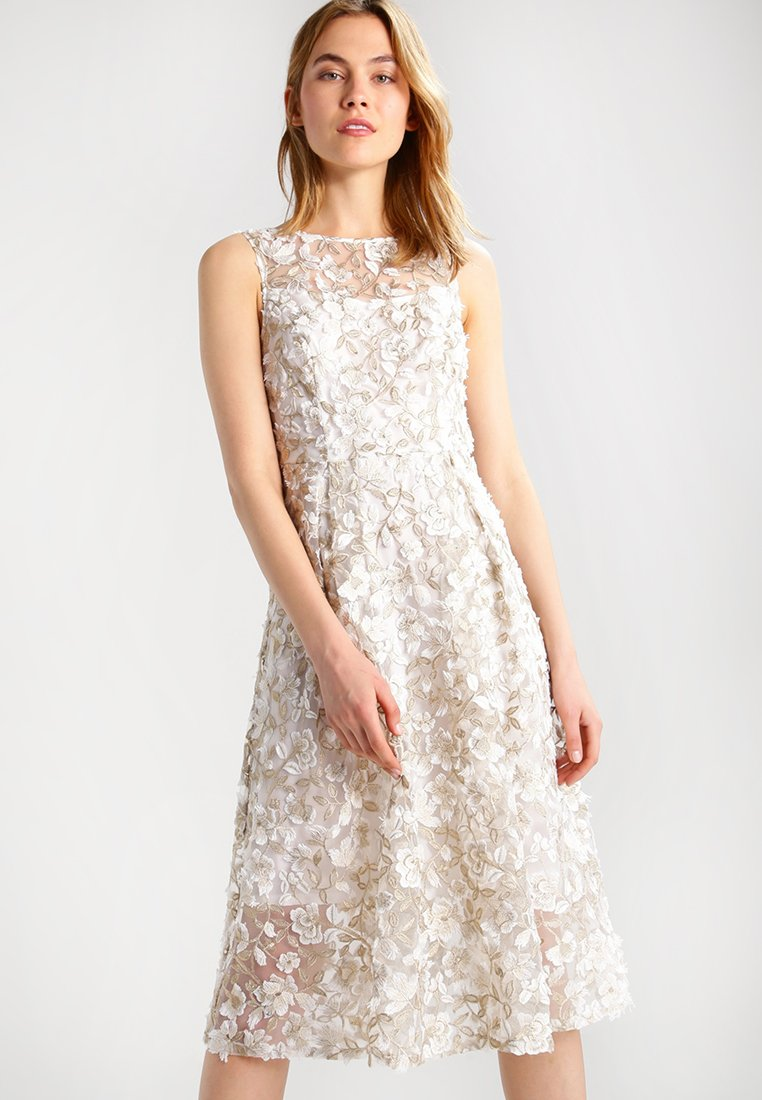 Adrianna Papell - Cocktail dress / Party dress - ivory/gold