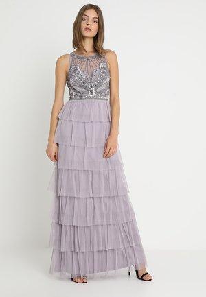 Occasion wear - lilac grey/silver