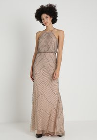 Adrianna Papell - Occasion wear - taupe pink - 2