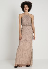 Adrianna Papell - Occasion wear - taupe pink - 0