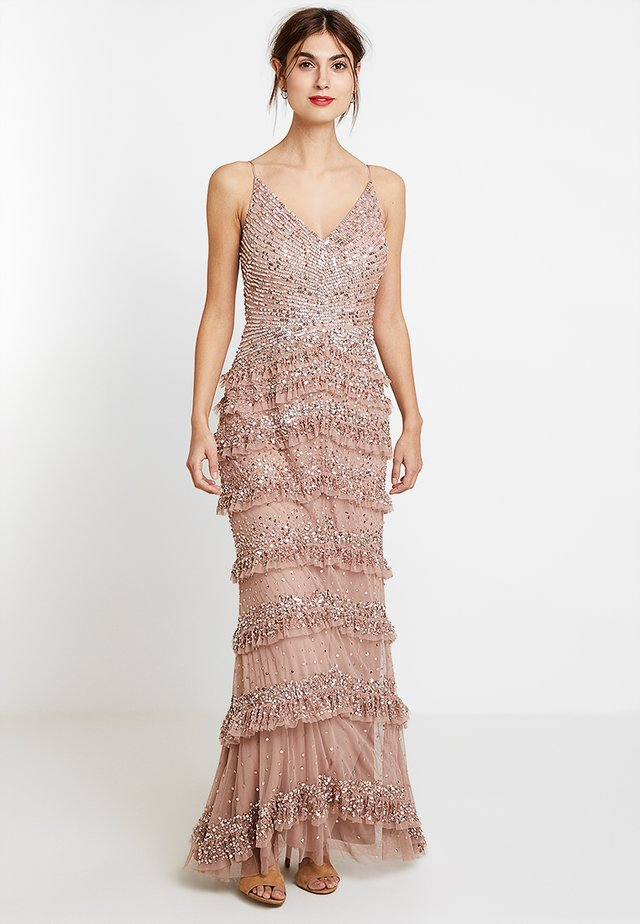 Occasion wear - rose gold