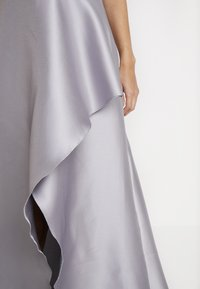Adrianna Papell - MIKADO LONG DRESS - Robe de cocktail - silver - 7