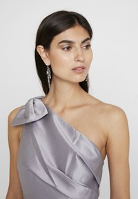 Adrianna Papell - MIKADO LONG DRESS - Robe de cocktail - silver - 4
