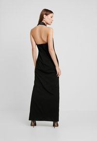 Adrianna Papell - CREPE TUXEDO DRESS - Occasion wear - black - 3