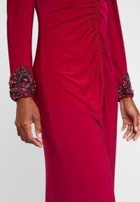 Adrianna Papell - DRAPED GOWN - Occasion wear - red plum - 6