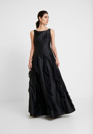 MIKADO GOWN - Robe de cocktail - black