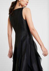 Adrianna Papell - MIKADO GOWN - Ballkjole - black - 3